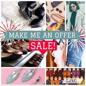 Accessories - I WILL CONSIDER ALL SERIOUS OFFERS!!